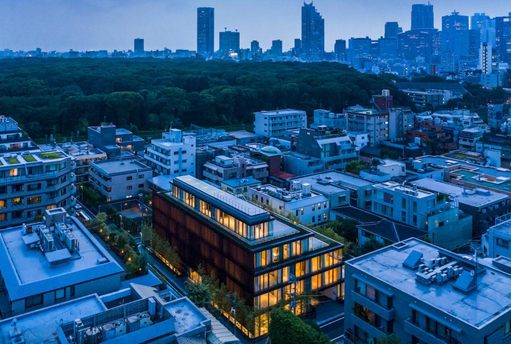 japan penthouse