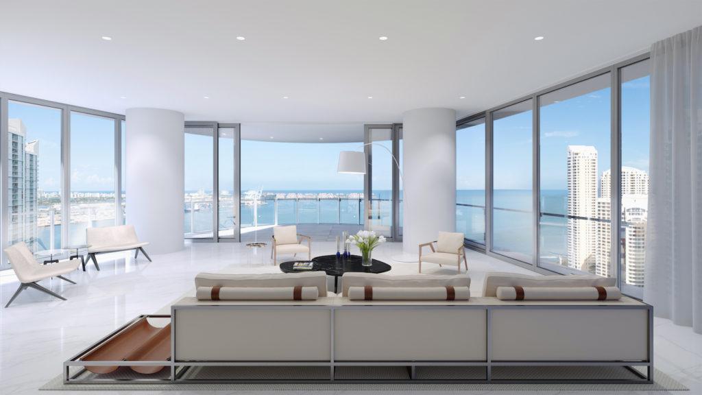 aston martin penthouse