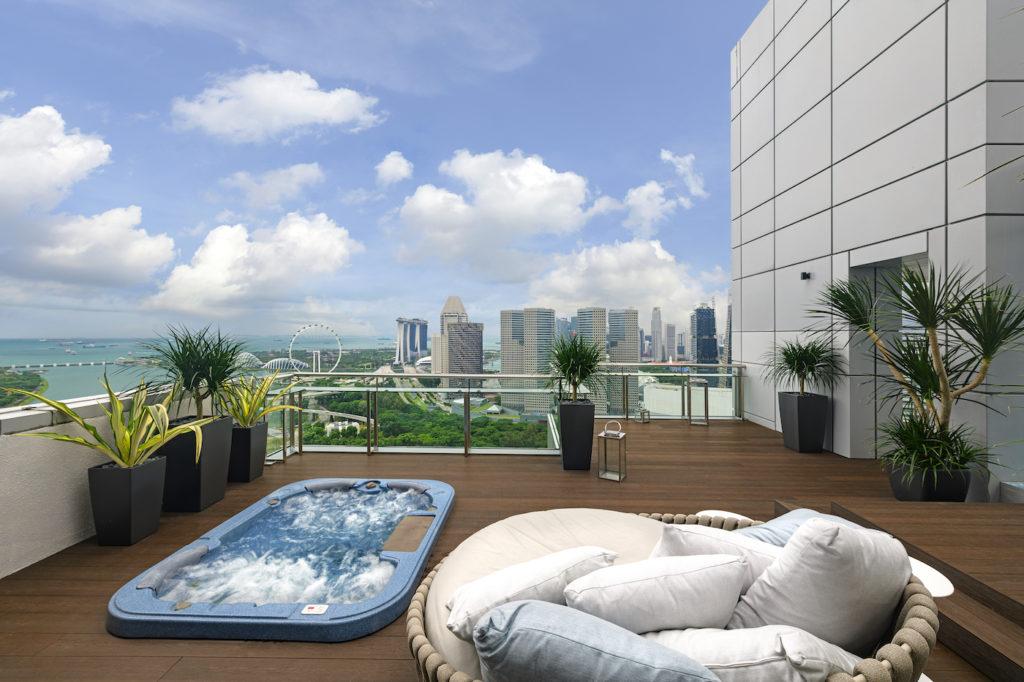 singapore penthouse