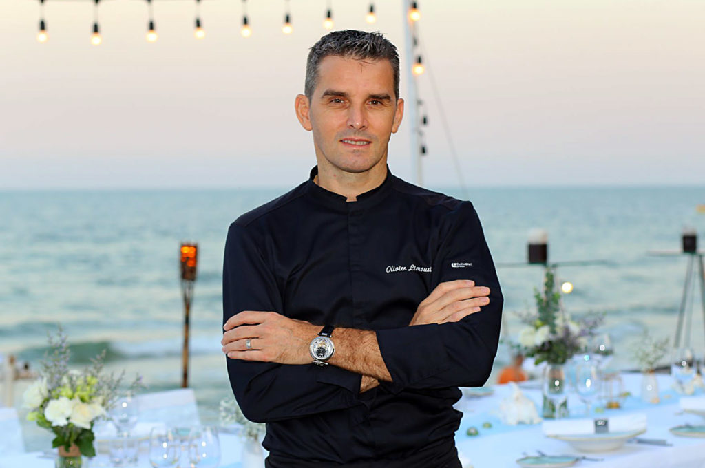 Chef Olivier Limousin