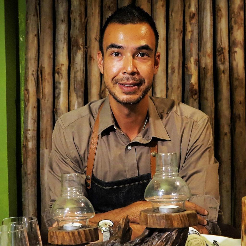 Chef Steven John