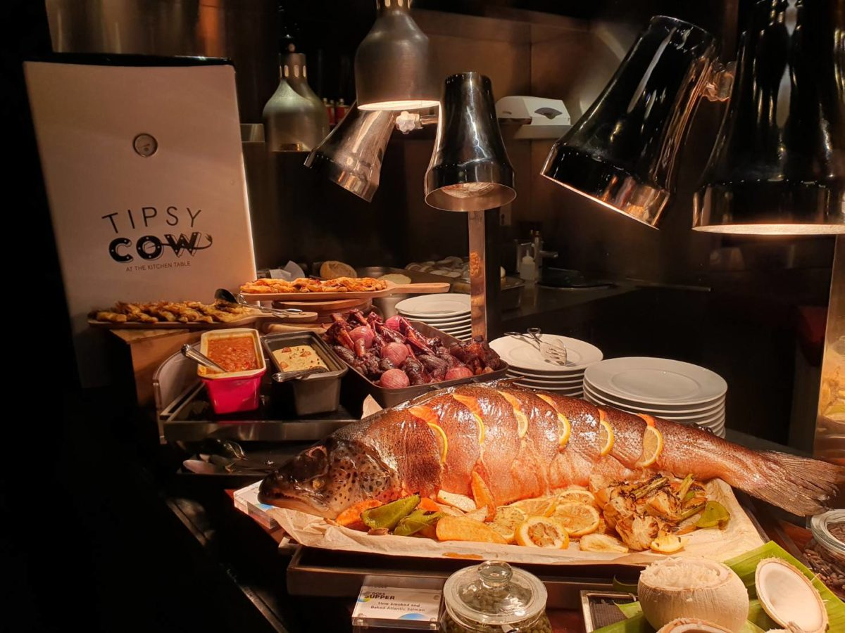 'W Does Supper' is W Bangkok's Latest Take on BBQ Dinner Buffet