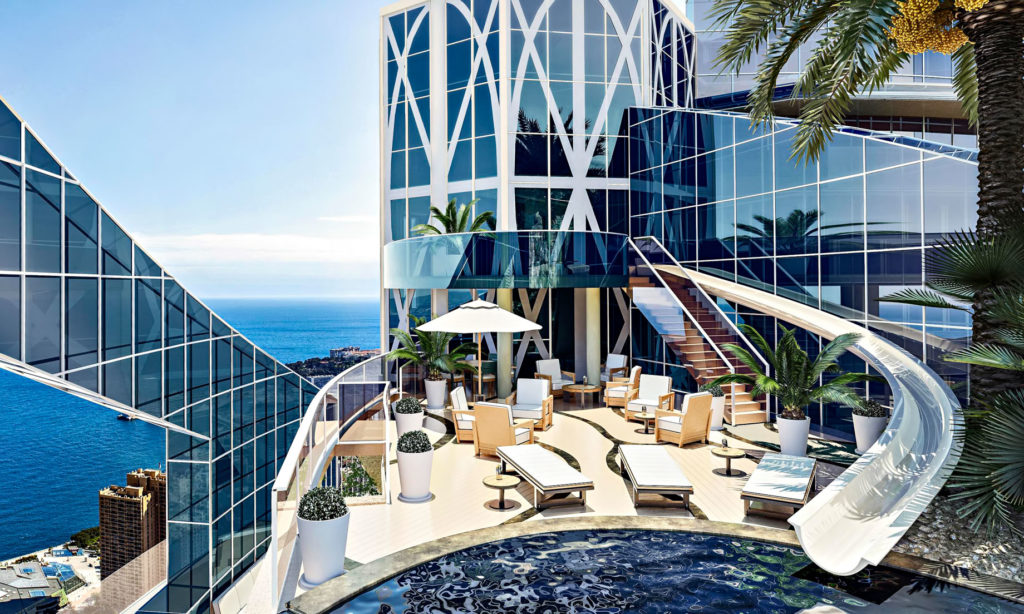 Expensive Penthouses