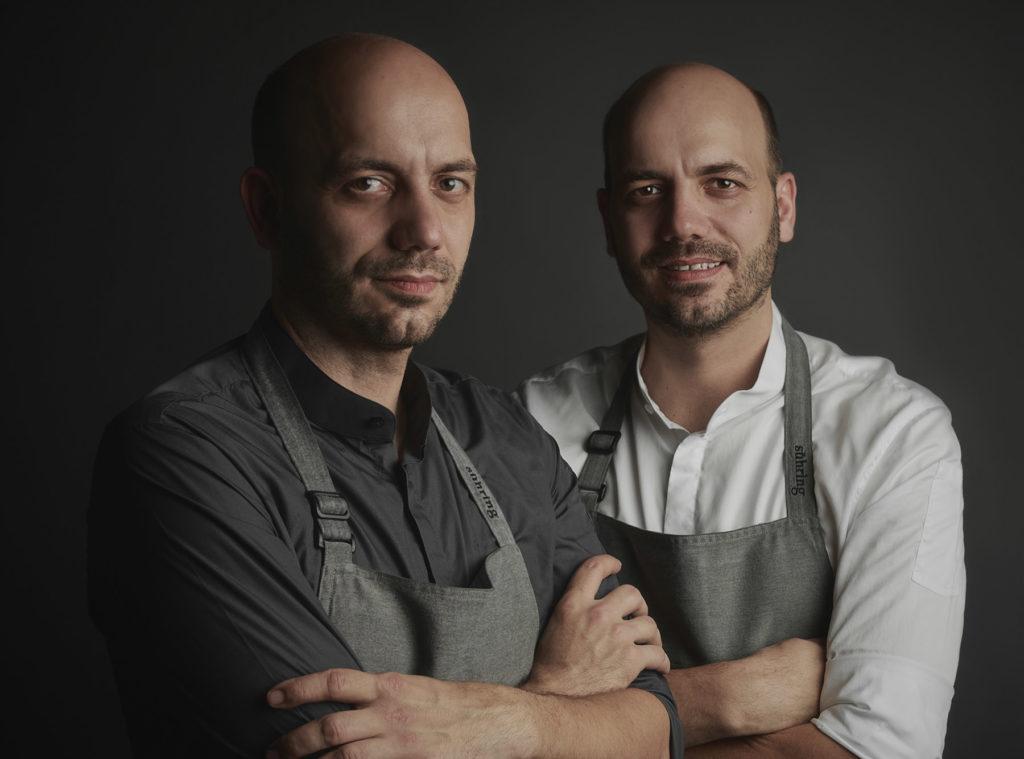 Brothers Mathias and Thomas Sühring