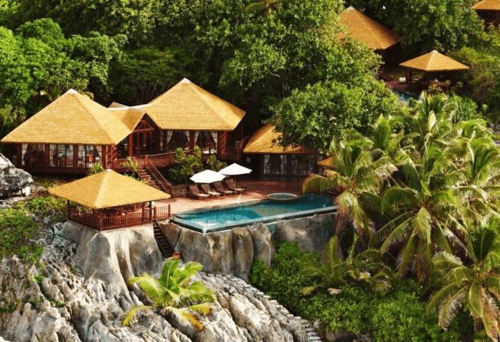 Fregate Island Private, the Seychelles