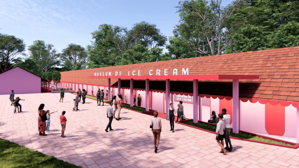 museum of ice-cream