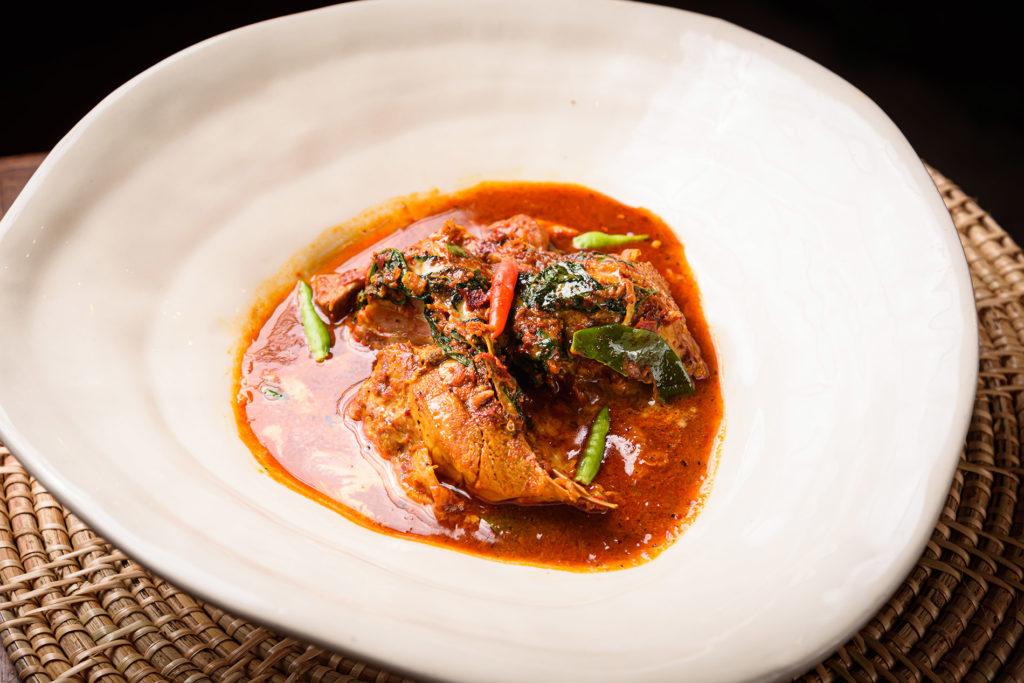 Krabi chicken curry