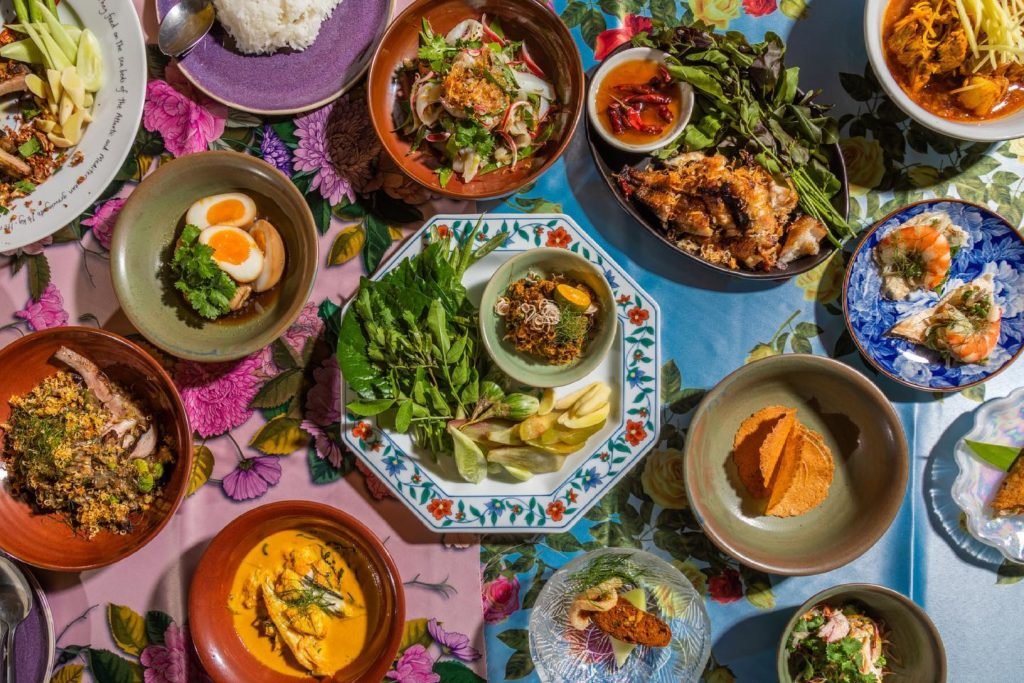 Charmgang's Delicious Dishes Packed with Superb Flavours