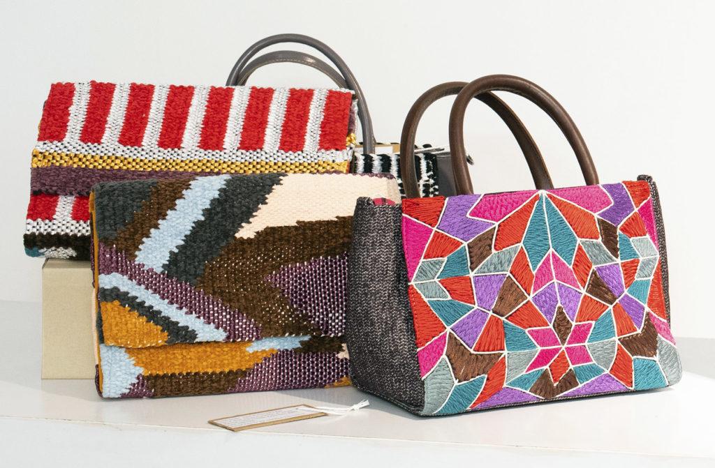 "Ploenchan ""Mook"" Vinyaratn handbags Warin Lab"