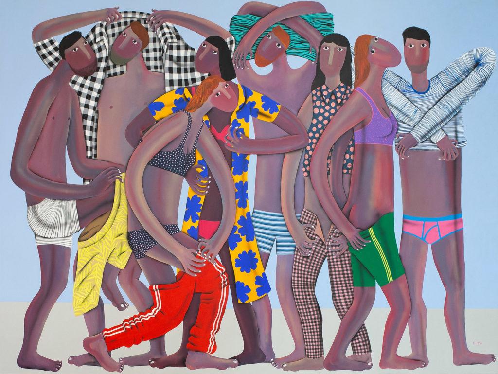 The Stripped by Kitti Narod