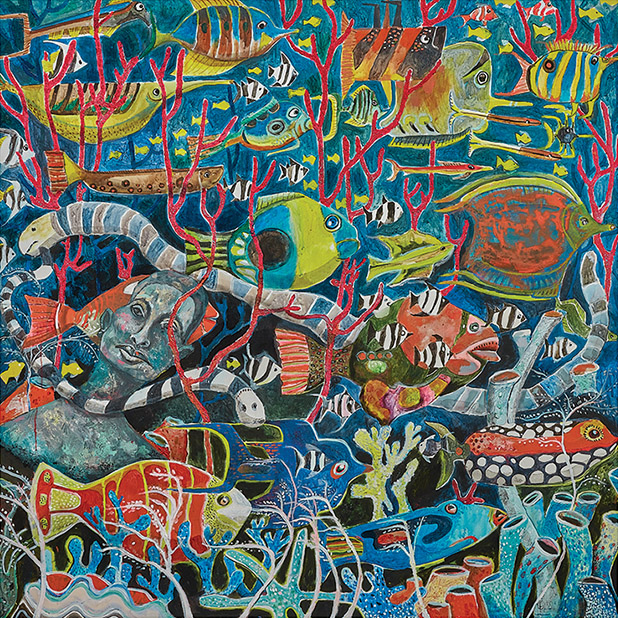 Bill Bensley Outsider Art
