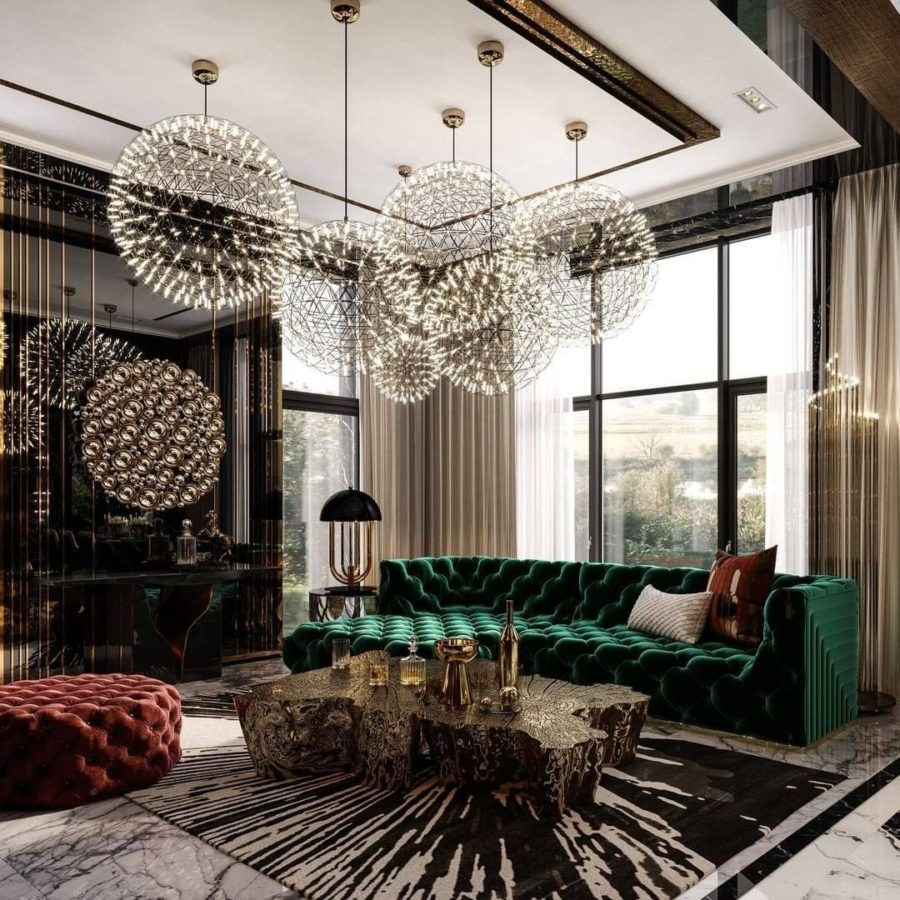 Luxury Home Decor and Furniture to Spruce Up Your Space