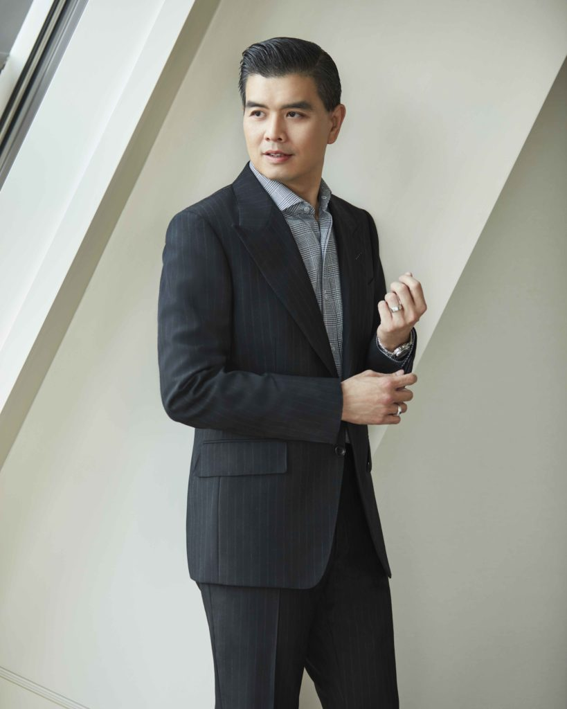 Pakanawat Bank Hematananan, CEO of Brother Global