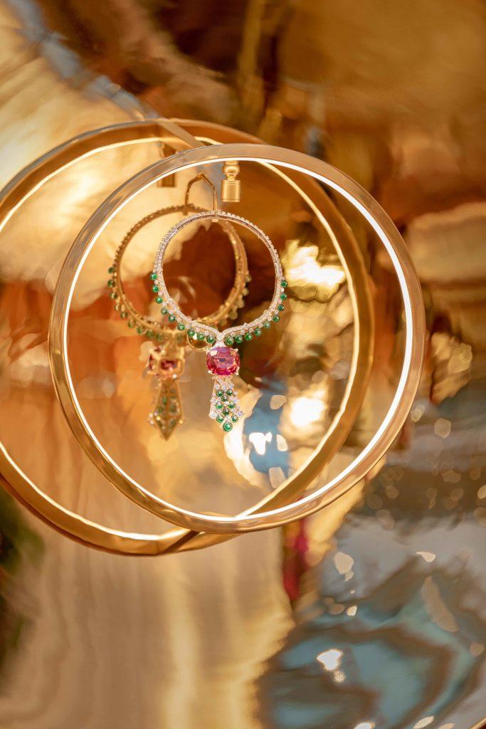 The Jewellery Showroom at Bvlgari Thailand