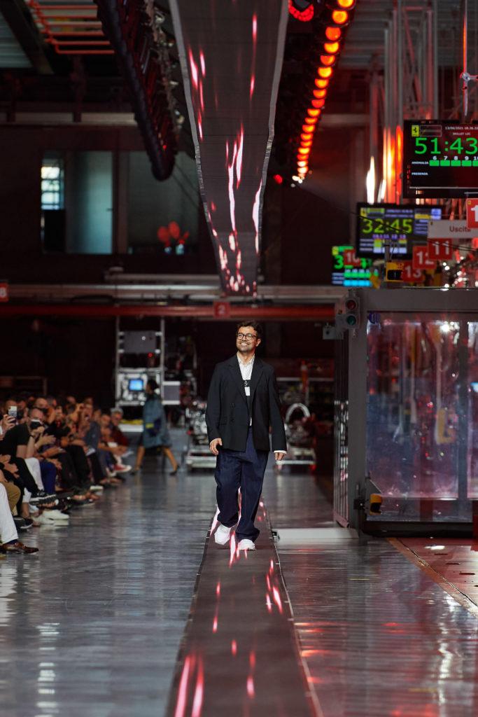 Rocco Iannone, Brand Diversification Creative Director of Ferrari Style
