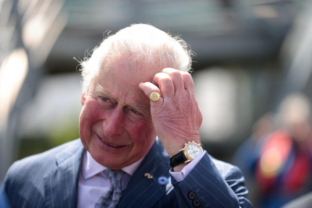 prince charles royals watch