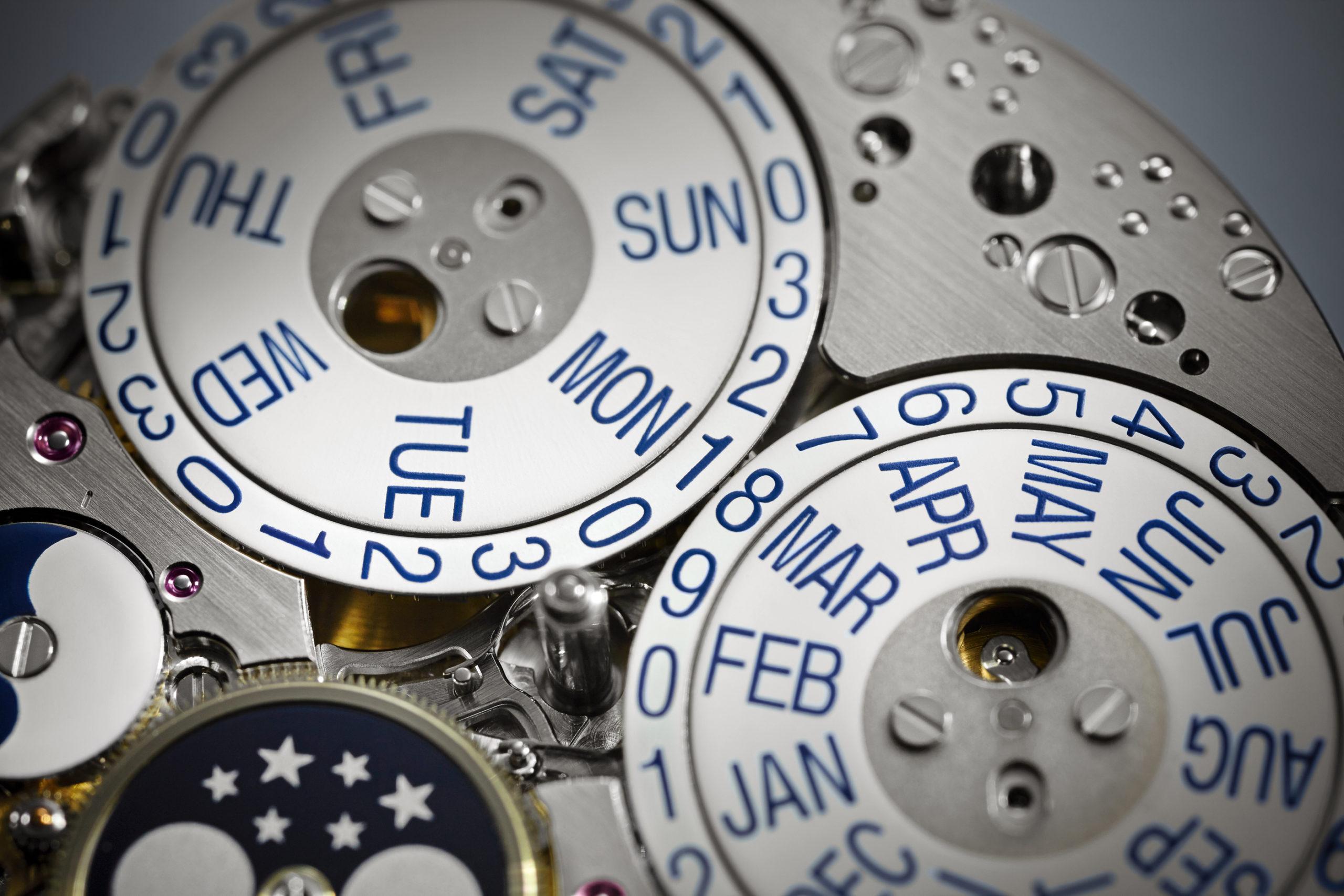 patek philippe in-line perpetual calendar
