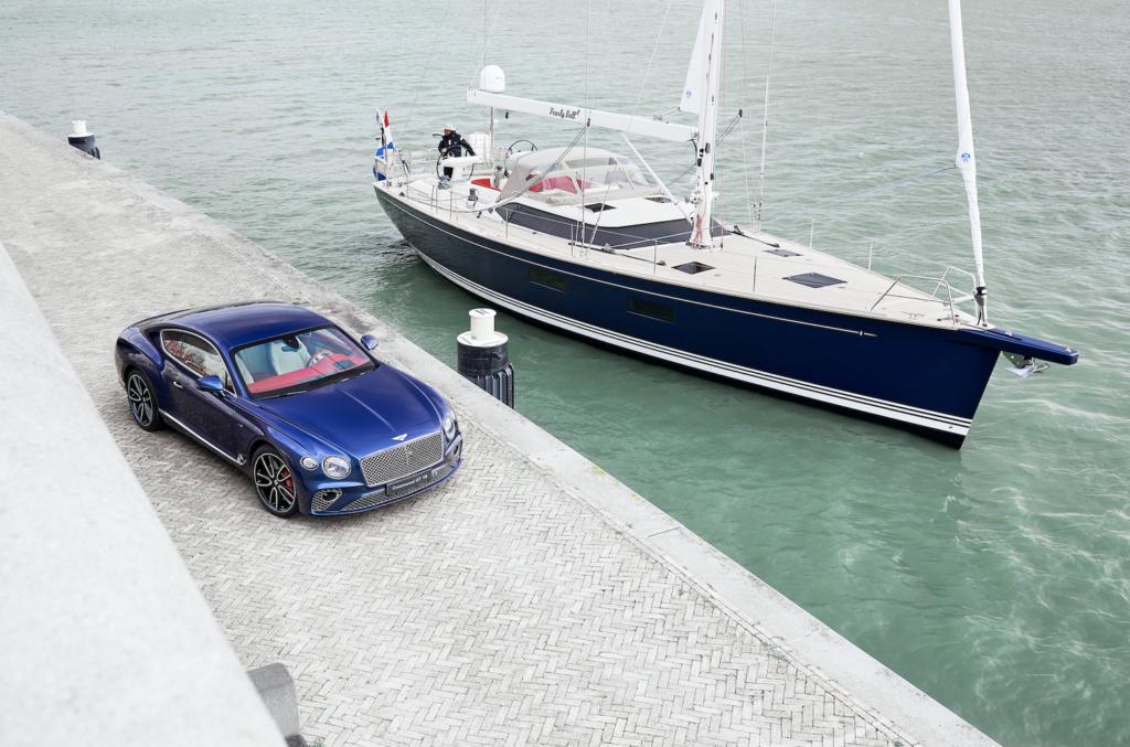 Bentley motors yacht