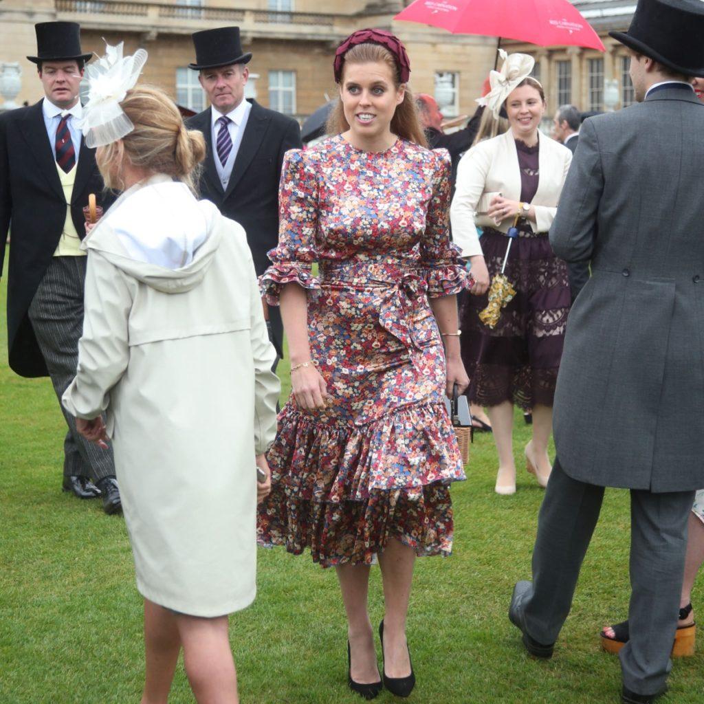 royals fashion eugenie