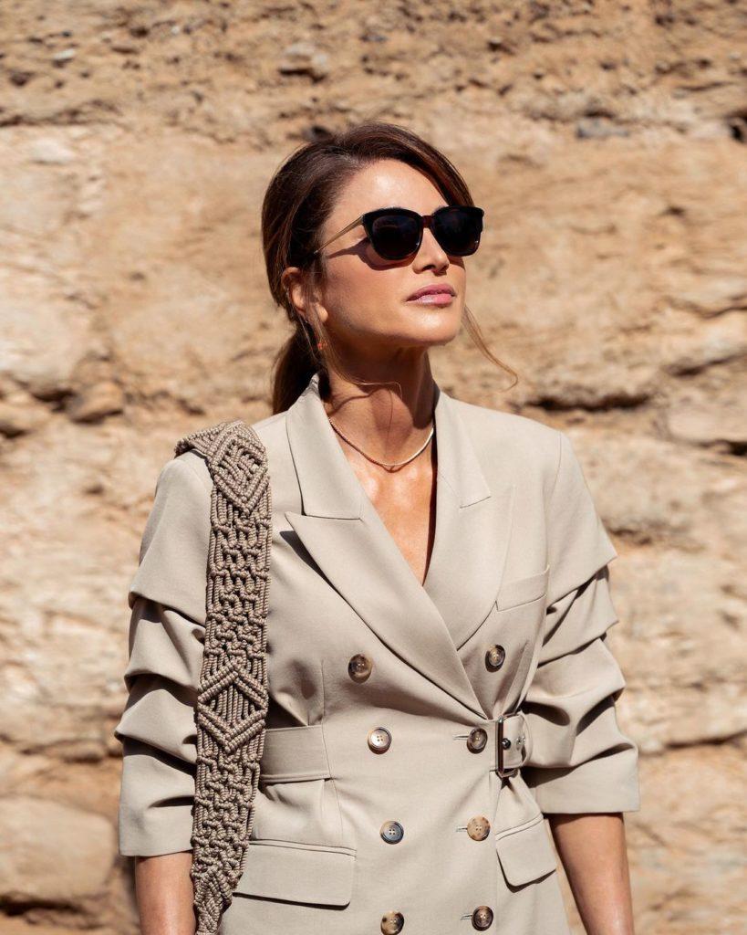royals fashion rania