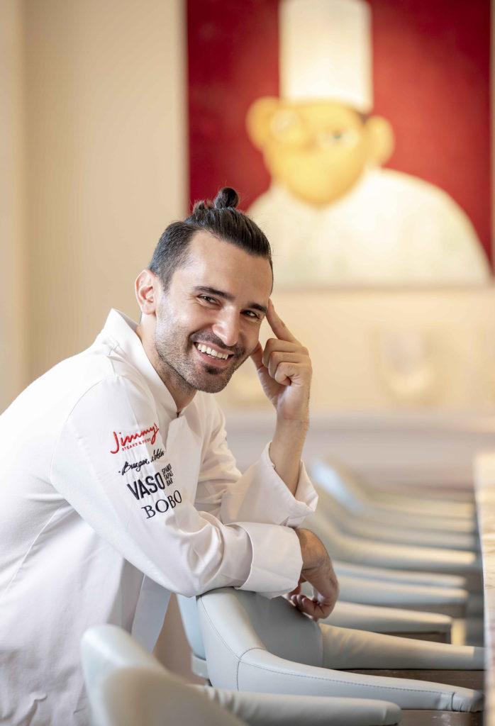 Chef Eray Katirci