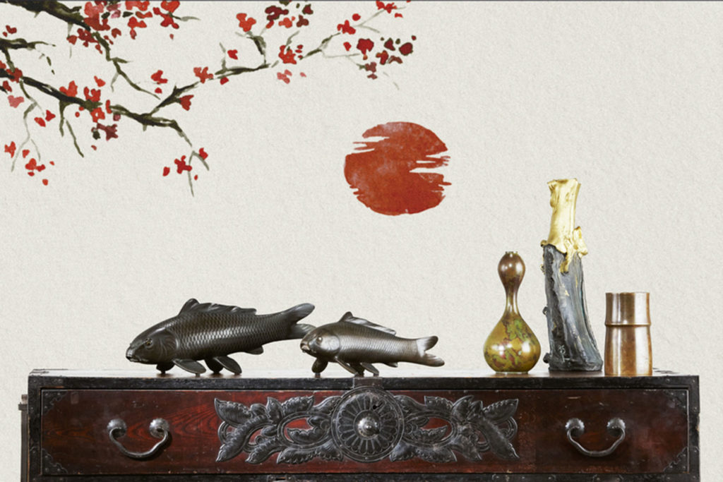 The Spirit of the Cherry Blossom, Masterpiece Exhibition