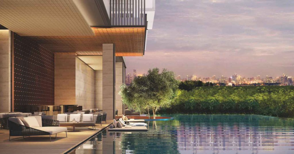 Real-estate Investment: Aman Nai Lert Bangkok