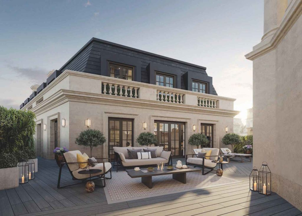 Real-estate investment: The OWO Apartment Terrace