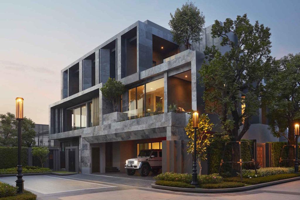 Sansiri Residence Luxury Living