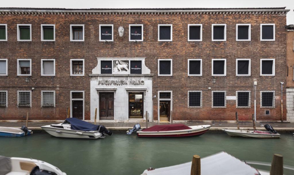 Palazzo Barovier & Toso Showroom
