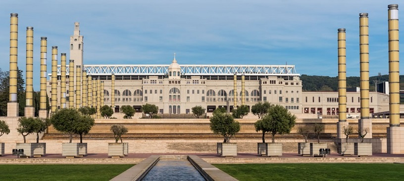 Estadi Olímpic Lluís Companys, Barcelona, Spain