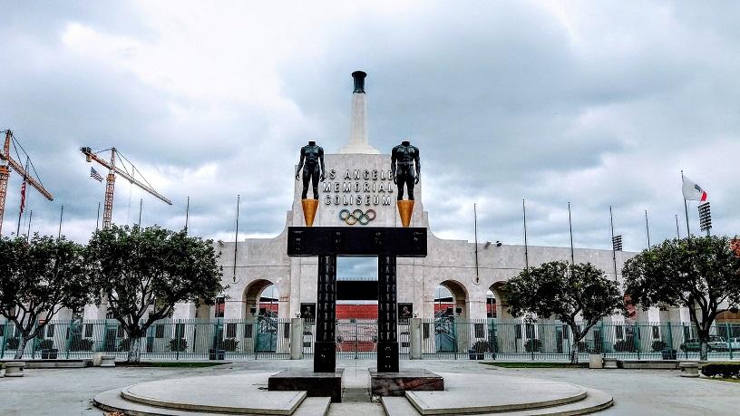 Los Angeles Memorial Coliseum,Los Angeles Olympic Stadiums