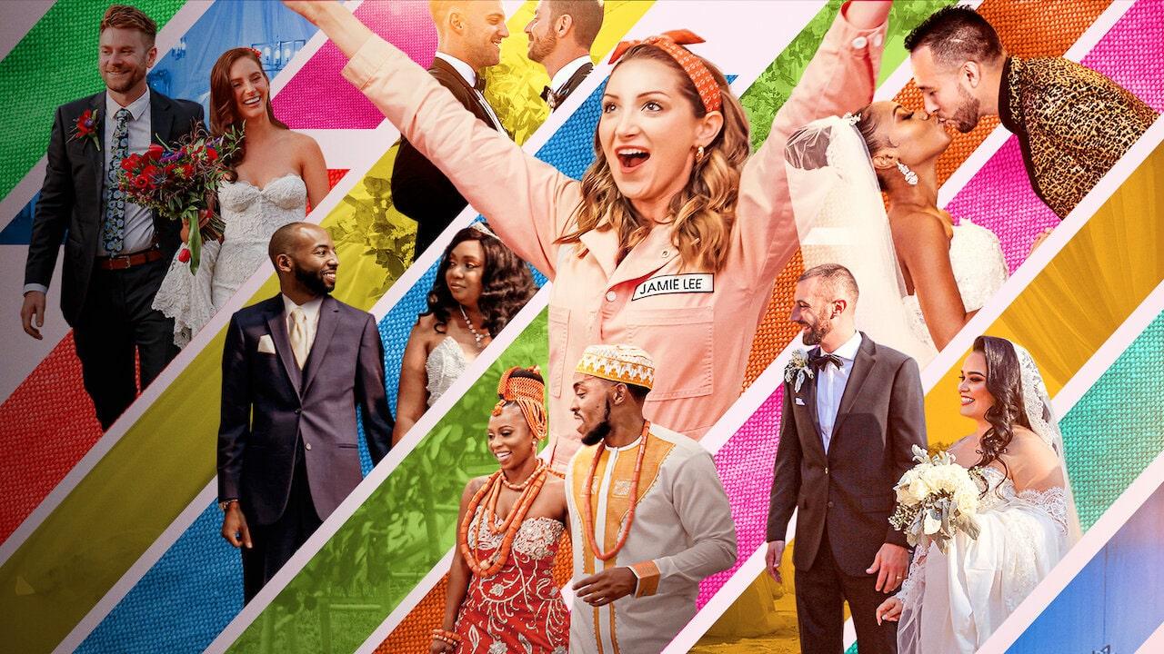 wedding shows on Netflix