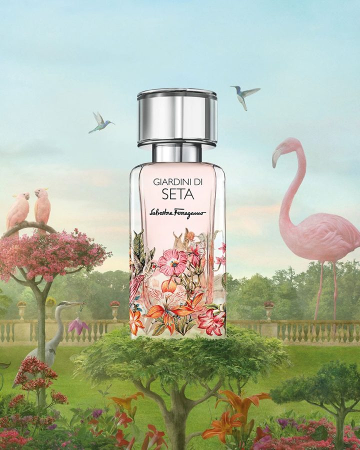 Perfumers Emilie Coppermann and Aliénor Massenet Discusses Ferragamo's new Storie di Seta