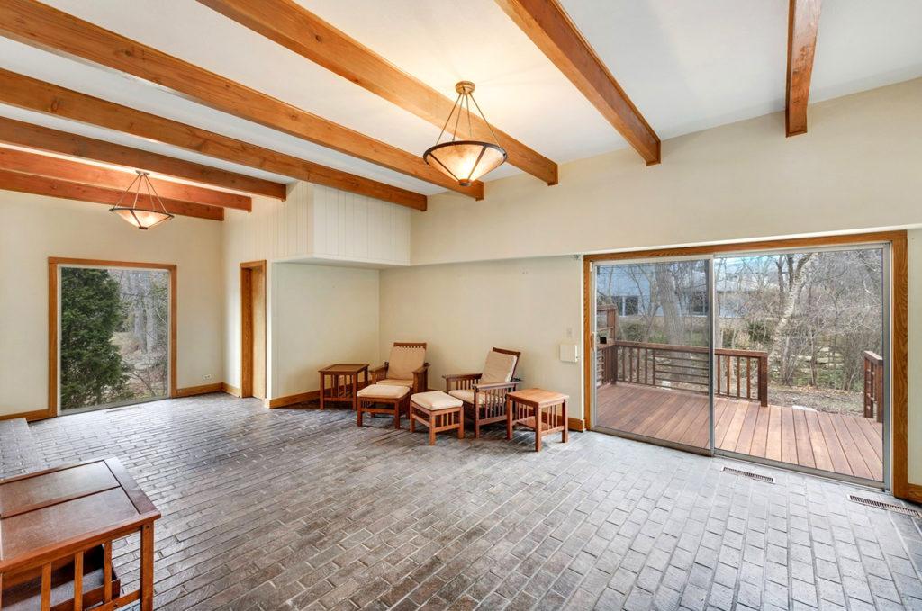 Frank Lloyd Wright willian f keir house