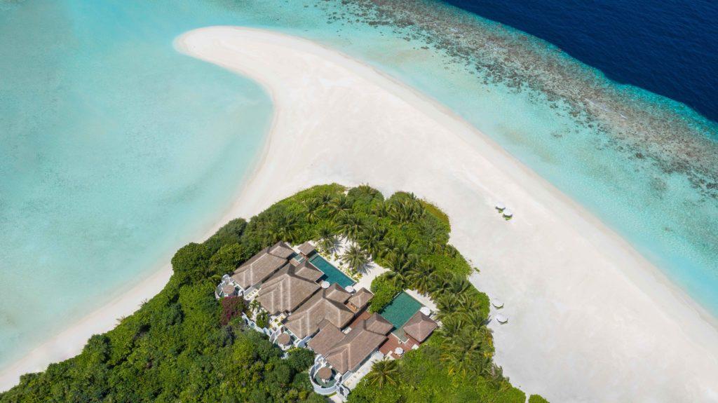 luxury residences anantara kihavah