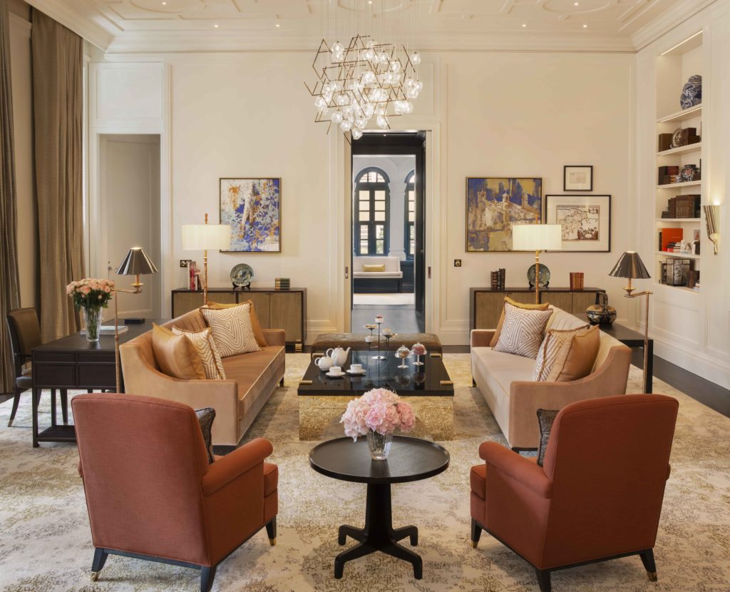 hotel suite raffles singapore