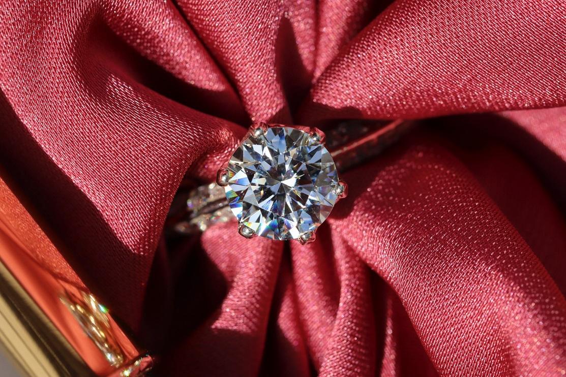 Best quality cut diamond