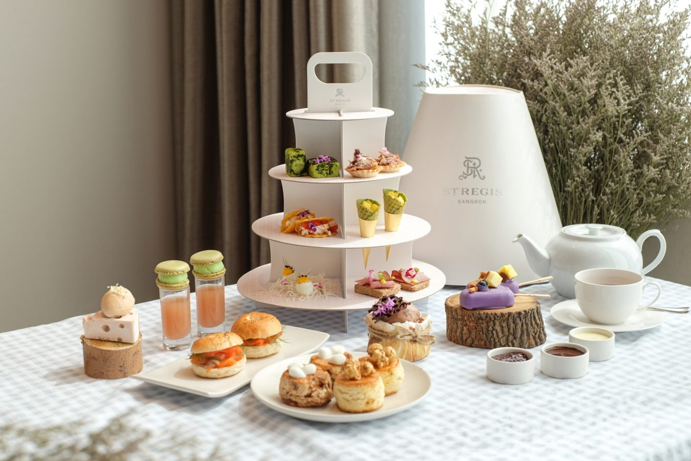 5 Bangkok High Tea Delivery Services for a Fine Afternoon at Home