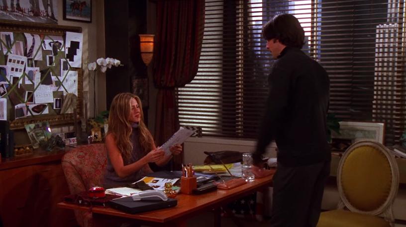 Rachel's office
