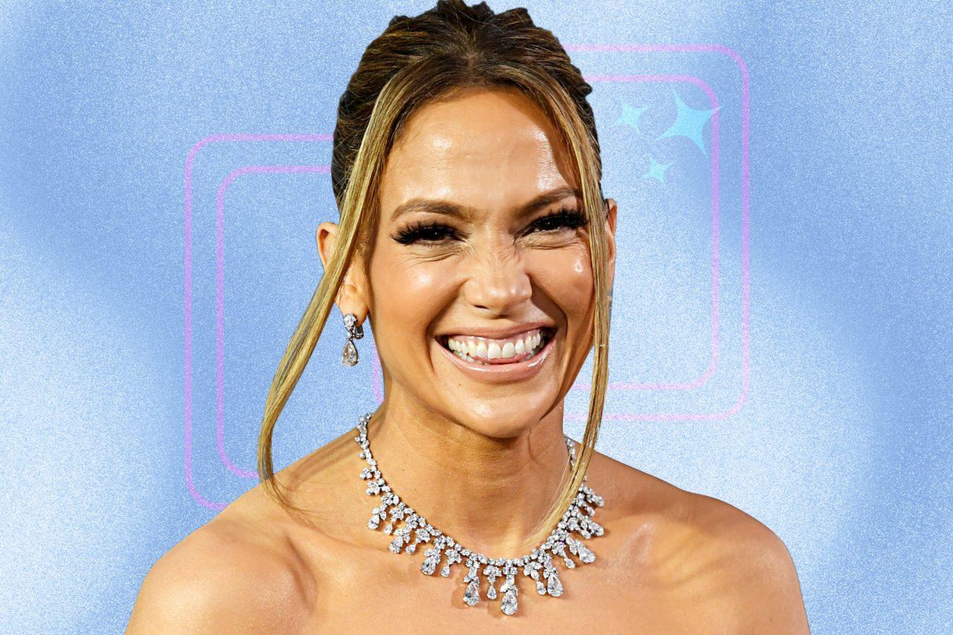 Jennifer Lopez Reveals her Shockingly Simple 5-Minute Morning Beauty Routine