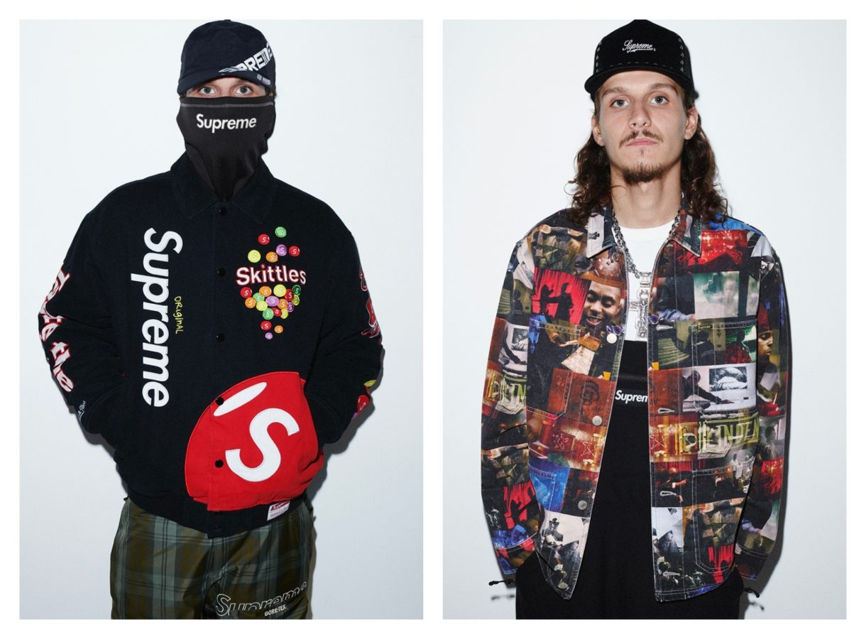 Supreme FW2021Collection : All the Best Looks and Weirdest Accessories to Cop
