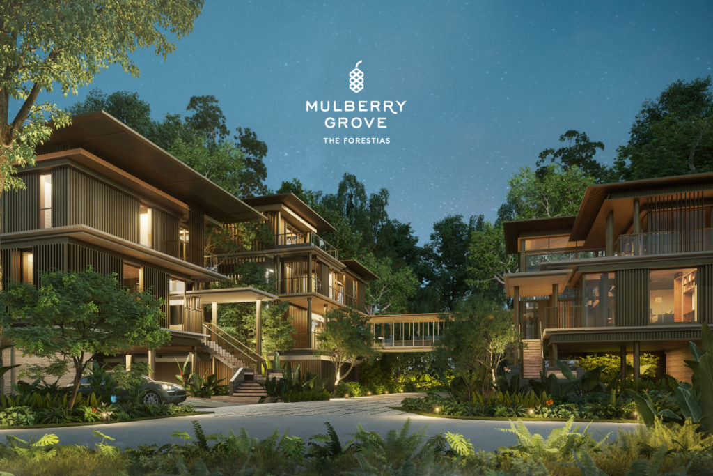 The Forestias mulberry g