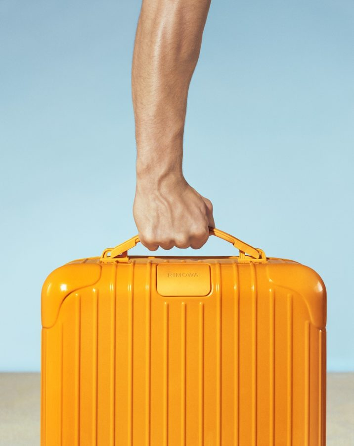 5 Designer Carry-on Suitcases That are Perfect for a Staycation