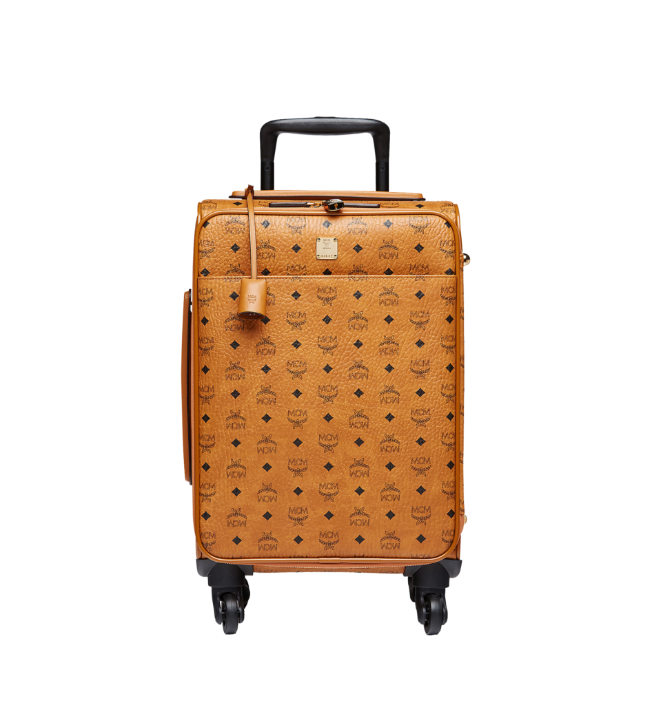 MCM Worldwide suitcase