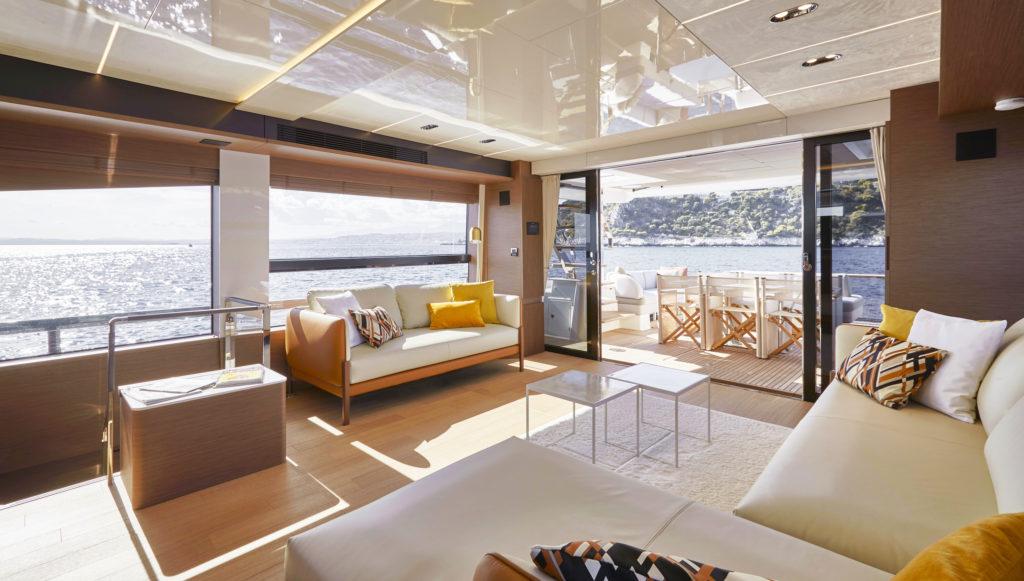 luxury motors x70 yacht