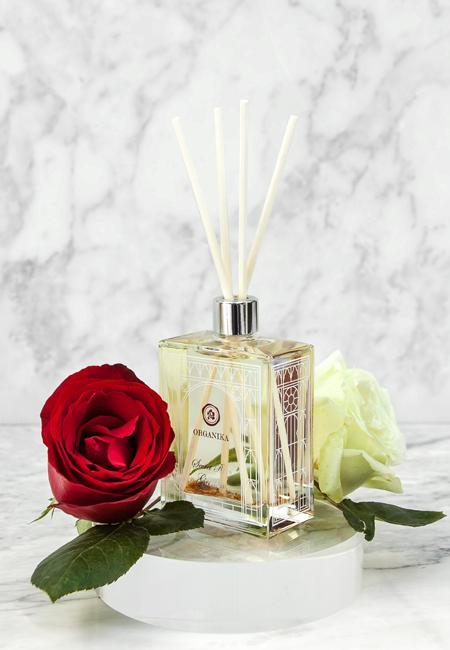 organika rose diffuser