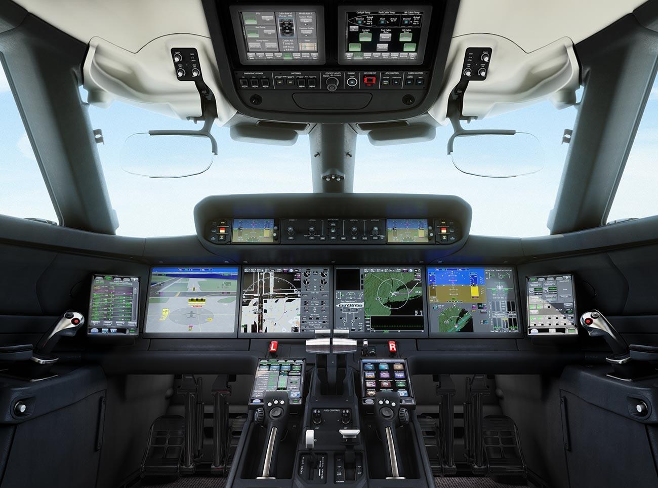 Gulfstream G700 Cockpit