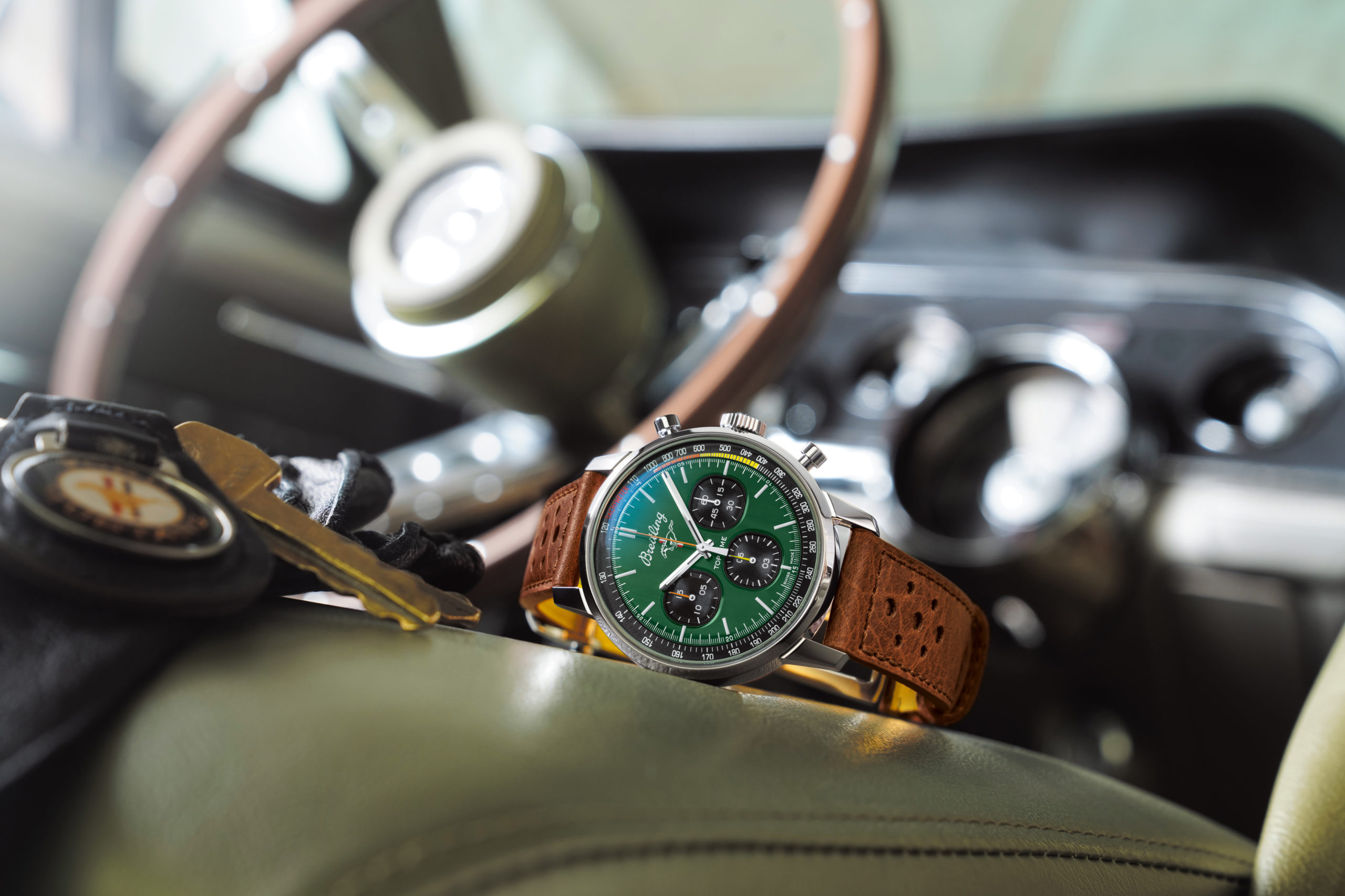 Breitling's Top Time