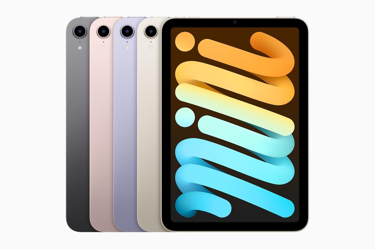 launch of iPhone 13_Apple_iPad-mini